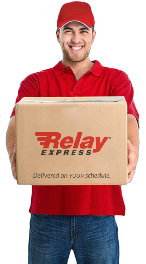 relay courier tracking